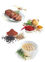 Kryddblandningar & Matprodukter